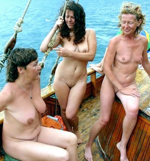 Aged Women Nudists